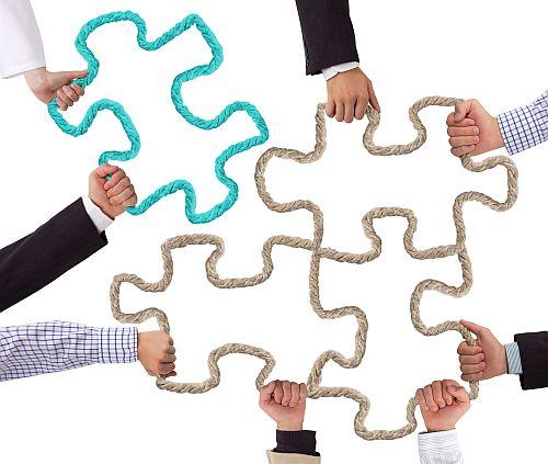 yhteistyö